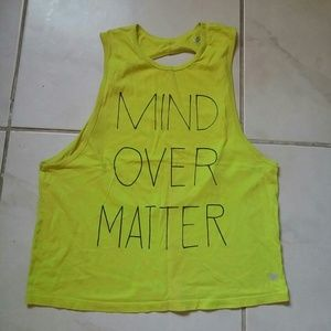 Forever 21 Open Back Muscle Tank